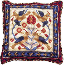 Isfahan Chunky Cross Stitch Cushion Kit