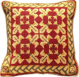 Shilton Chunky Cross Stitch Cushion Kit