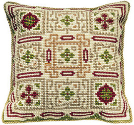 Sparsholt Chunky Cross Stitch Cushion Kit
