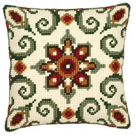 Chunky Cross Stitch Cushion Pattern 2