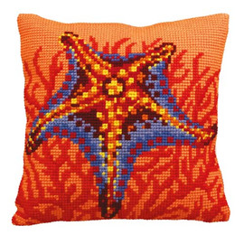 Etoile Et Corail Chunky Cross Stitch Kit