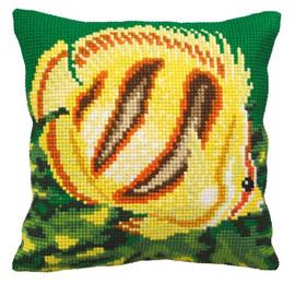 Poisson Exotique Droite Chunky Cross Stitch Kit