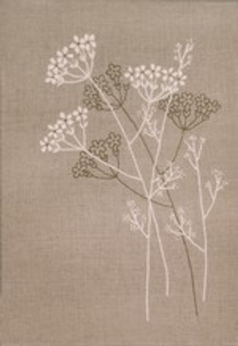 Queen Anne's Lace Embroidery Kit by Design Works