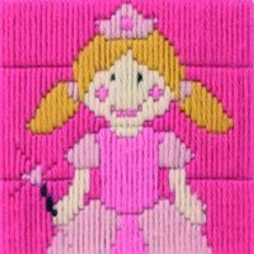 Princess Long Stitch Kit By Anchor