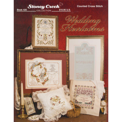 Wedding Heirlooms Chart Booklets by Stoney Creek