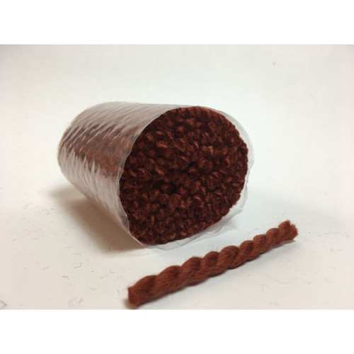 Pre Cut Rug Wool - Milk Chocolate 62