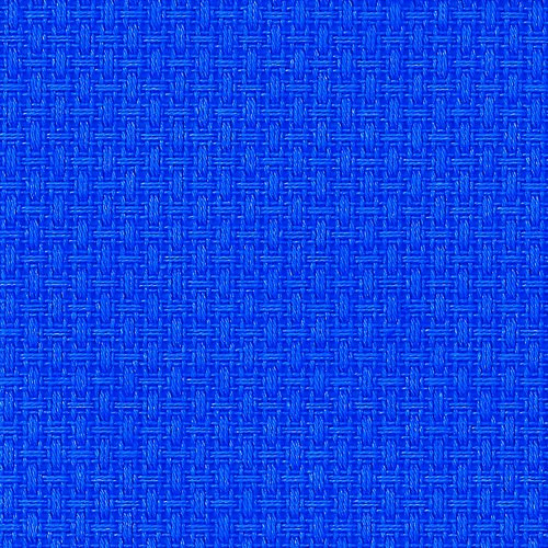 Royal Blue Aida 8ct 1 Metre by 60cm Width