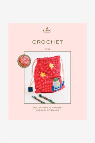 Crochet Book N°2 By DMC