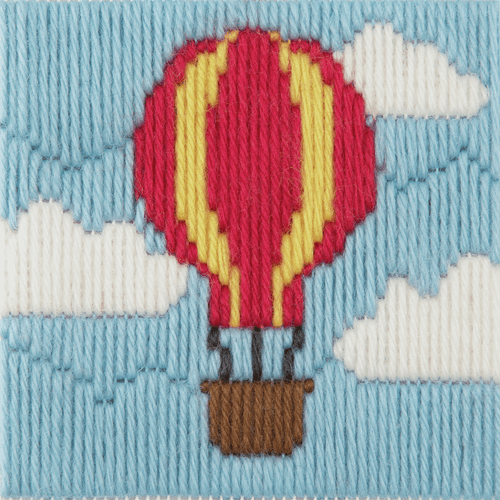Up and Away Long Stitch Kit 1st Kit By Anchor