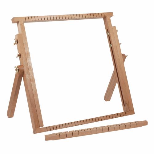 Weaving Loom: Extendable: Beech Wood By Milward