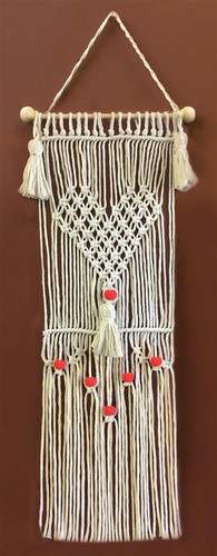 Have a Heart Macramé Kit by Design Works