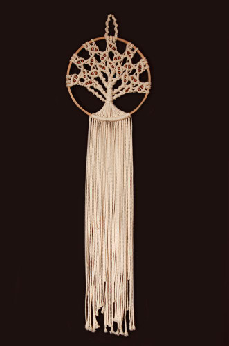 Tree of Life Macramé Kit by Design Works