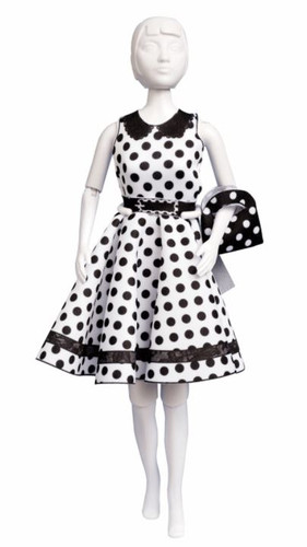 Peggy Dots Couture Outfit Making Set by Vervaco
