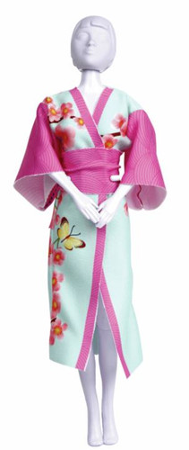 Yumi Blossom Couture Outfit Making Set by Vervaco