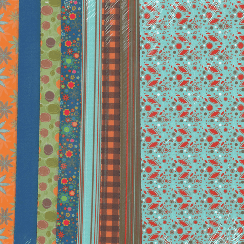 Making Couture Fabric Set: Mint By Vervaco