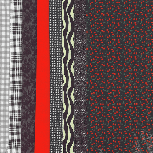 Making Couture Fabric Set: Cherry By Vervaco