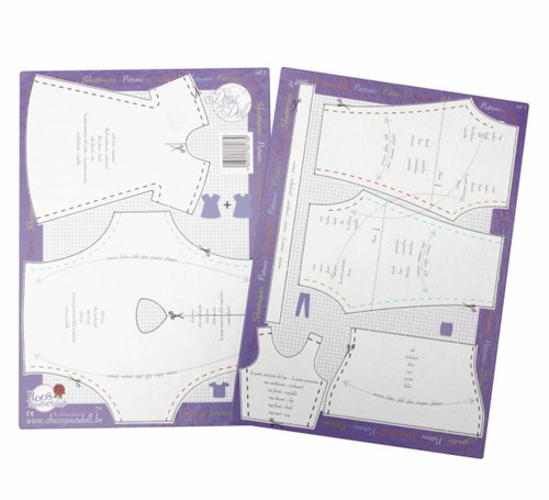 Number 1 Pattern Set by Vervaco