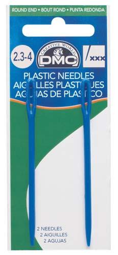 DMC Plastic Needles foe sewing Suitable for Children