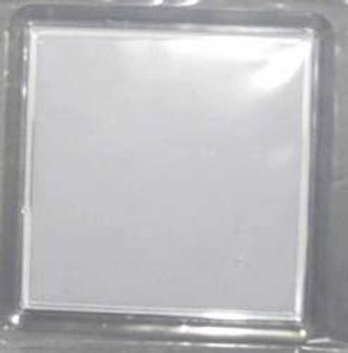 Square Clear Acrylic Drinks Coaster