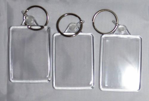 Small Rectangler Key ring