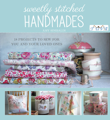 Sweetly Stitched Handmades Book