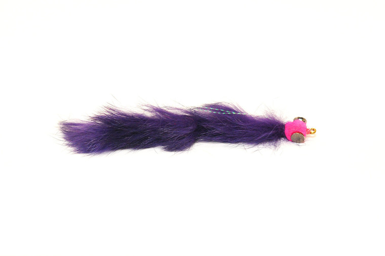 Lead Eye Bunny Leech - Purple