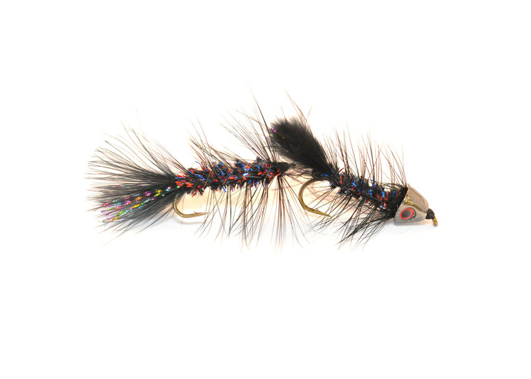 Articulated MH Bugger - Blue/Red