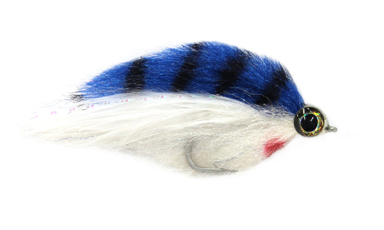Baitfish- Blue / White