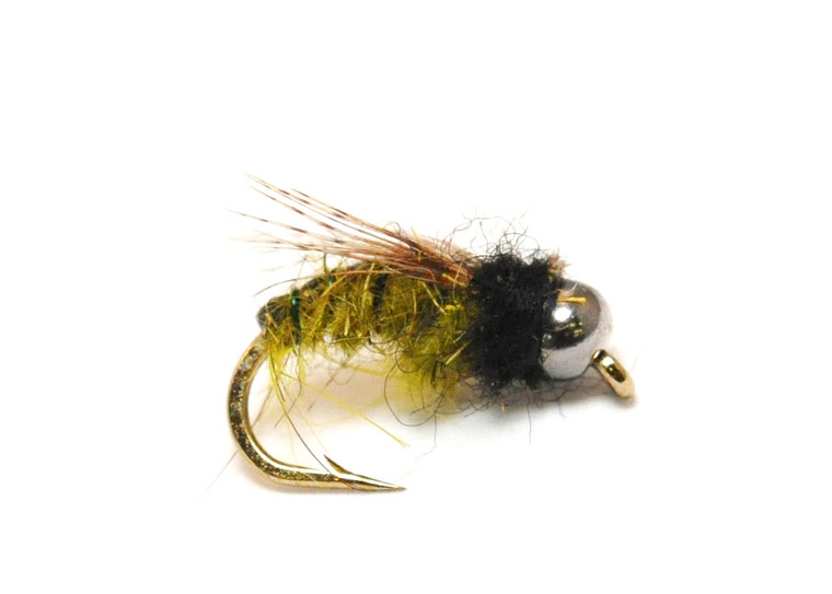 Caddis - Bead Green