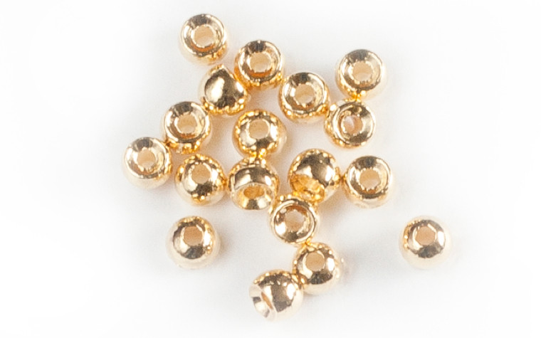 Bead Tungsten- Gold