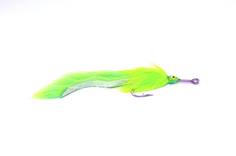 Pike Fly - Chartreuse