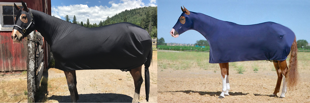 Full Body Horse Covers, One-piece horse blanket