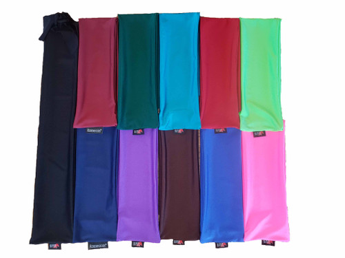 6 oz. Lycra tail bag, Lycra tail sock