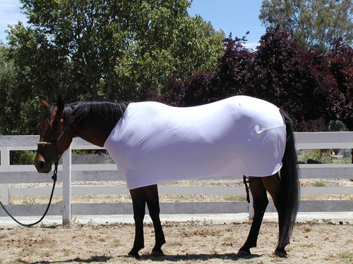 Stretch Mesh Horse Sheet, summer sheet for horses