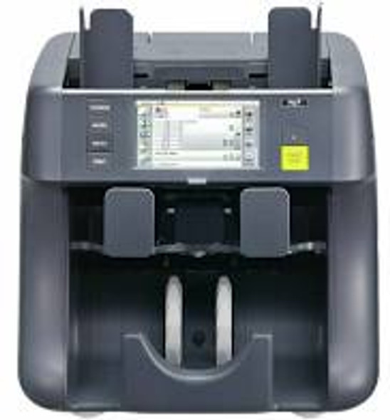 AMROTEC MiB-11V 2-Pocket Currency Discriminator (Bank Grade)