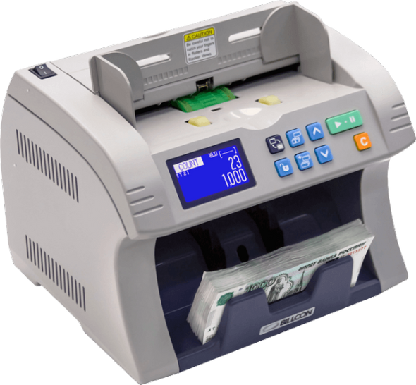 Billcon N-131A MG Money Counters, Currency Counter
