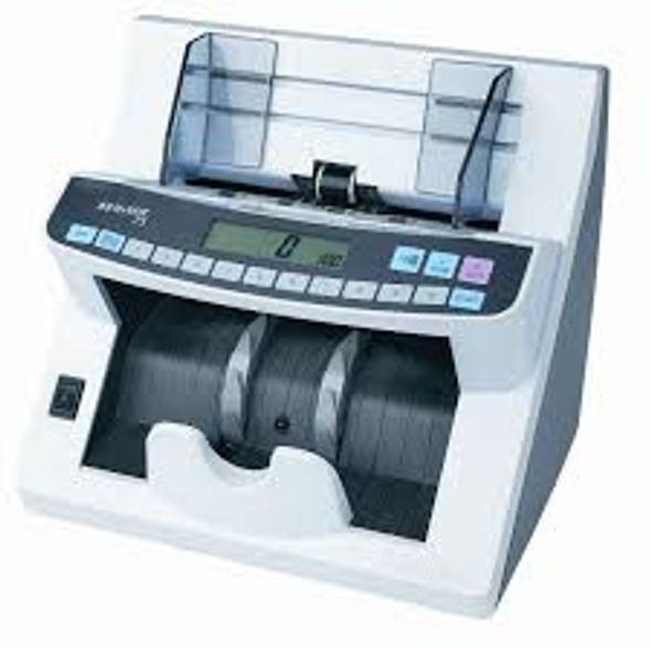 Magner 75UM Currency Counter ( with MG and UV Counterfeit Detection)