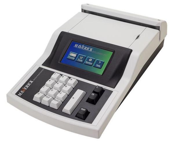 Maverick MX-3 Touch Exception Item Check Encoder