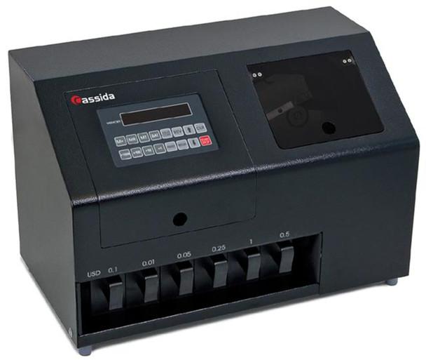 Cassida C900 Coin Counter/Sorter - Bagger*