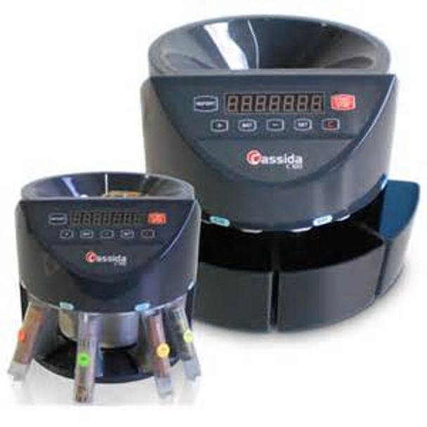 Cassida C200 Coin Sorter Counter Wrapper