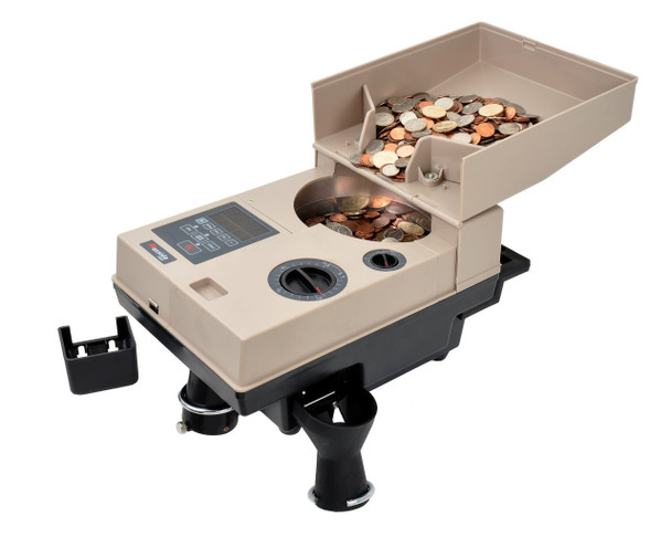 Cassida C500 Coin Counter with Off-Sorter