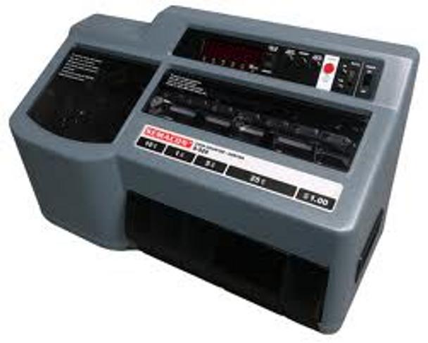 Semacon S-530 Coin Counter/Sorter/Bagger