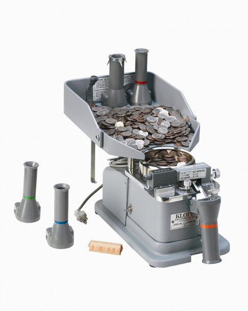 Klopp CANADIAN CE-C2 Electric Counter / Wrapper / Bagger ($2 down through .05 in diameter)