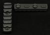 7 Slot M-Lok Sections