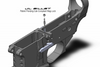 Skeletor AR15 Light Weight Lower Receiver, Ambidextrous, Complete, FFL Required