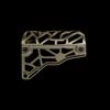 JL Billet Pistol Brace / Buffer Tube