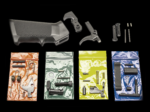 Lower Parts Kit, 5.56 - Bag Packed