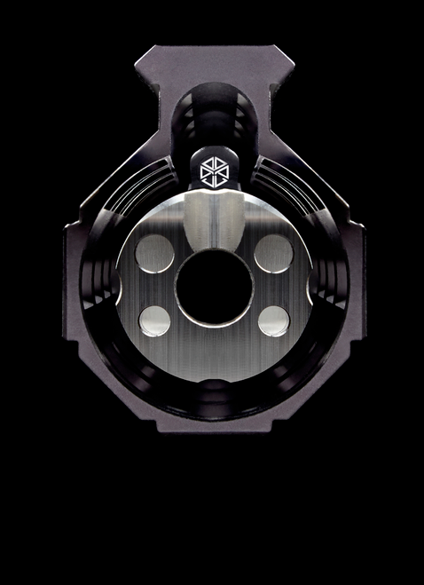 """Light Weight Gas Block, Low Profile .750"""" ID,  with Hardware"""