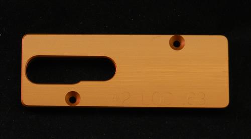 #2 Jig Guide Plate/AR15 & .308