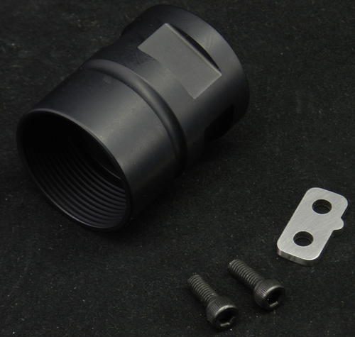 JL Billet .308 Barrel Nut